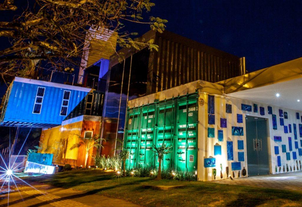 Tetris Hostel