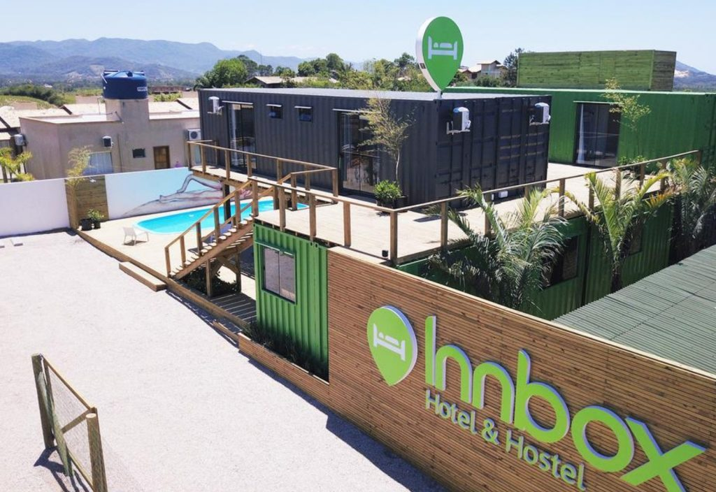 Innbox hostel