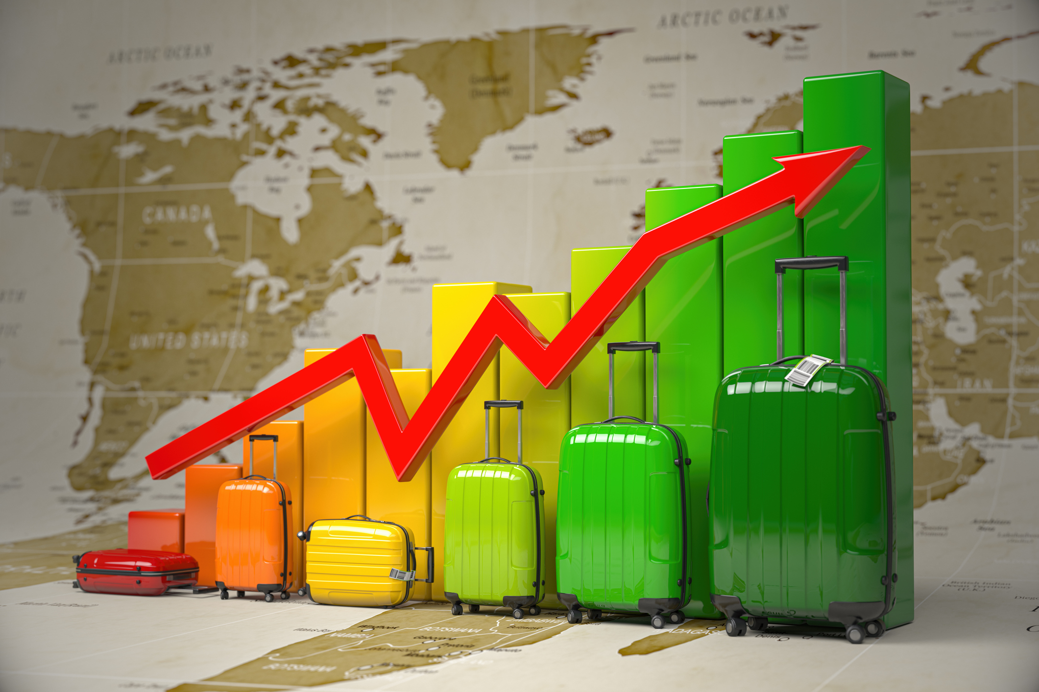 As melhores Online Travel Agencies